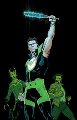 Wolverine Infinity Watch #5 (of 5)
