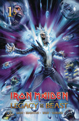 Iron Maiden Legacy of The Beast #1 (of 5)