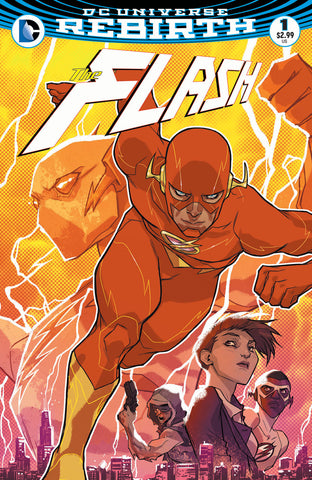 DC Rebirth - The Flash #1