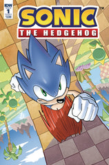 Sonic The Hedgehog #1