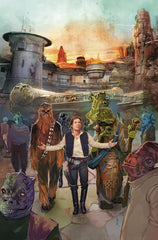 Star Wars Galaxy's Edge #1 (of 5)