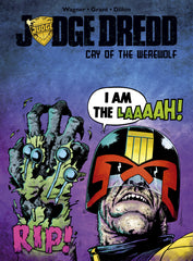 Judge Dredd Cry of The Werewolf