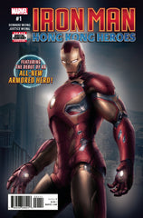 Iron Man Hong Kong Heroes #1 (one-shot)
