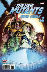 New Mutants Dead Souls #1 (of 6)