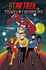 Star Trek Vs Transformers TP