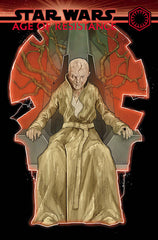 Star Wars Age of Resistance Supreme Leader Snoke #1