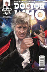 Doctor Who 3rd Doctor #1 (of 5)