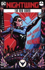 Nightwing The New Order #1 (of 6)