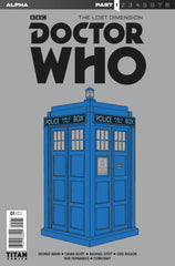 Doctor Who Lost Dimension Alpha #1