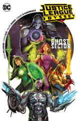 Justice League Odyssey Vol 01 The Ghost Sector TP