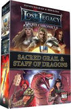 Lost Legacy: Sacred Grail & Staff of Dragons