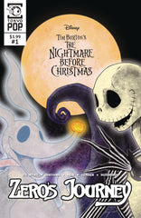 Nightmare Before Christmas Zeros Journey #1