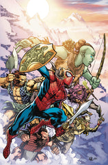War Of The Realms Spider-Man & League Of Realms #1 (of 3)