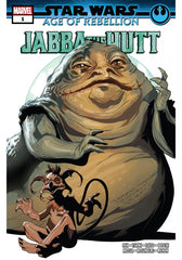 Star Wars Age Of Rebellion Jabba The Hutt #1