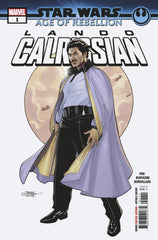 Star Wars Age of Rebellion Lando Calrissian #1