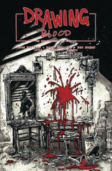 Drawing Blood Spilled Ink #1 (of 4)