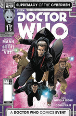 Doctor Who Supremacy of the Cybermen #1 (of 5)