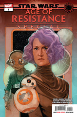 Star Wars Age of Resistance Special #1