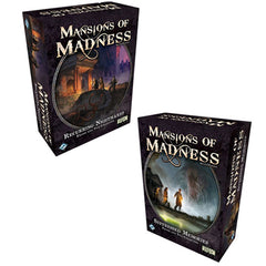 Mansions Of Madness 2nd Ed Suppressed Memories Figure & Tile Collection