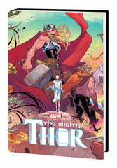 Mighty Thor Thunder In Her Veins Vol 01 Premiere HC