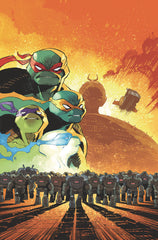 Teenage Mutant Ninja Turtles IDW 2020