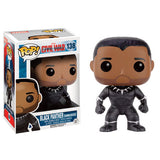 Pop! Captain America Civil War Black Panther Unmasked Vinyl AF