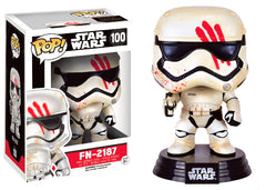 Pop! Star Wars The Force Awakens FN-2187 Vinyl AF