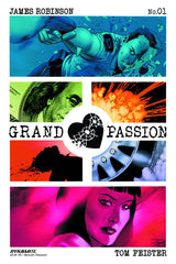 Grand Passion #1 (of 5)
