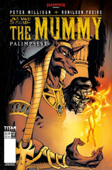 The Mummy #1 (of 5)
