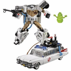 Transformers Ghostbusters Crossover Ectotron Ecto-1 AF