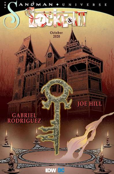LOCKE & KEY SANDMAN HELL & GONE #0
