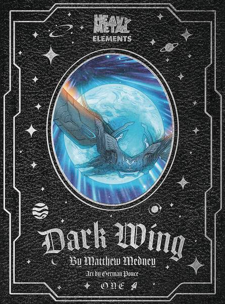 DARK WING #1 (OF 10)