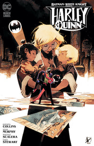BATMAN WHITE KNIGHT PRESENTS HARLEY QUINN #1 (OF 8) VAR