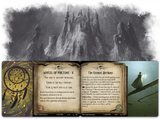 ARKHAM HORROR: THE CARD GAME LCG BEFORE THE BLACK THRONE MYTHOS PACK