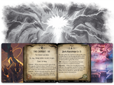 ARKHAM HORROR: THE CARD GAME LCG IN THE CLUTCHES OF CHAOS MYTHOS PACK