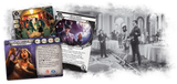 ARKHAM HORROR THE CARD GAME LCG THE CIRCLE UNDONE DELUXE EXPANSION