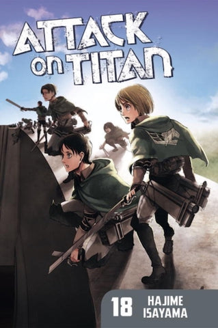 ATTACK ON TITAN VOL 18 GN