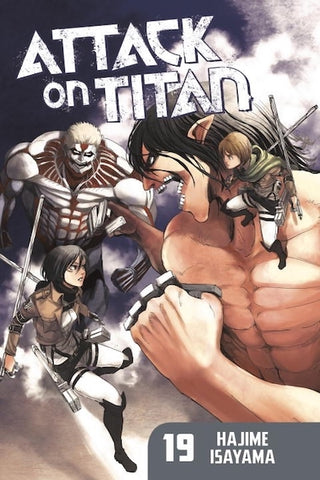 ATTACK ON TITAN VOL 19 GN