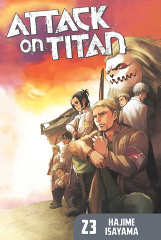ATTACK ON TITAN VOL 23 GN