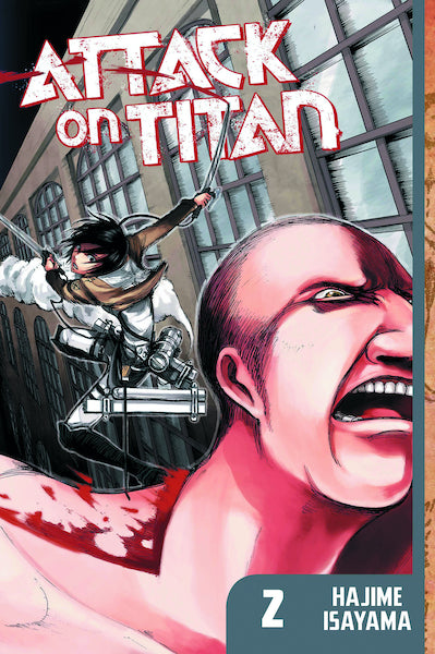 ATTACK ON TITAN VOL 02 GN