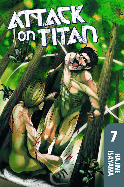 ATTACK ON TITAN VOL 07 GN