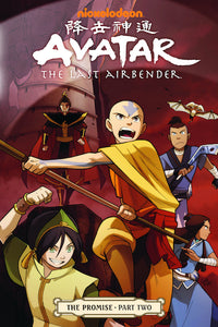 AVATAR LAST AIRBENDER VOL 02 PROMISE PART 2 TP