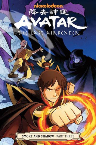 AVATAR LAST AIRBENDER VOL 12 SMOKE & SHADOW PART 3 TP