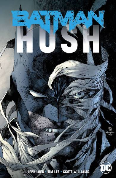 BATMAN HUSH TP NEW ED