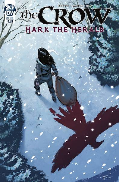 CROW HARK THE HERALD #1