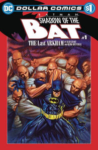 DOLLAR COMICS SHADOW OF THE BAT #1