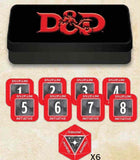 DUNGEONS & DRAGONS DUNGEON MASTER TOKEN SET (28 TOKENS)