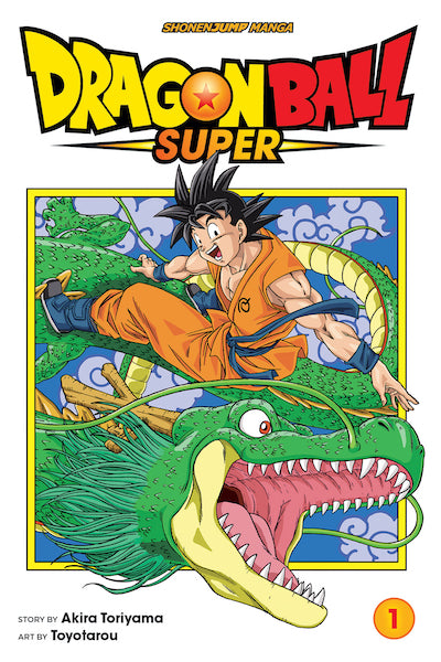 DRAGON BALL SUPER VOL 01 GN