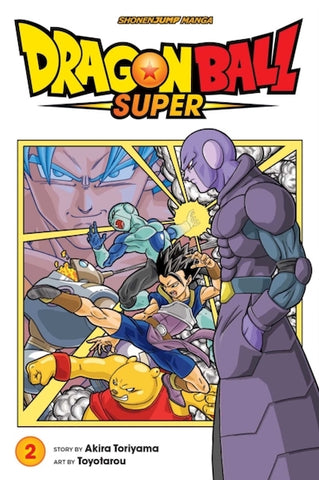 DRAGON BALL SUPER VOL 02 GN