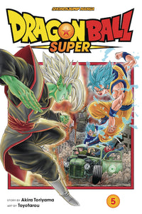 DRAGON BALL SUPER VOL 05 GN